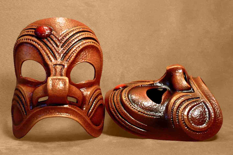 Masque Commedia Dell'Arte Arlequin Classique Grand