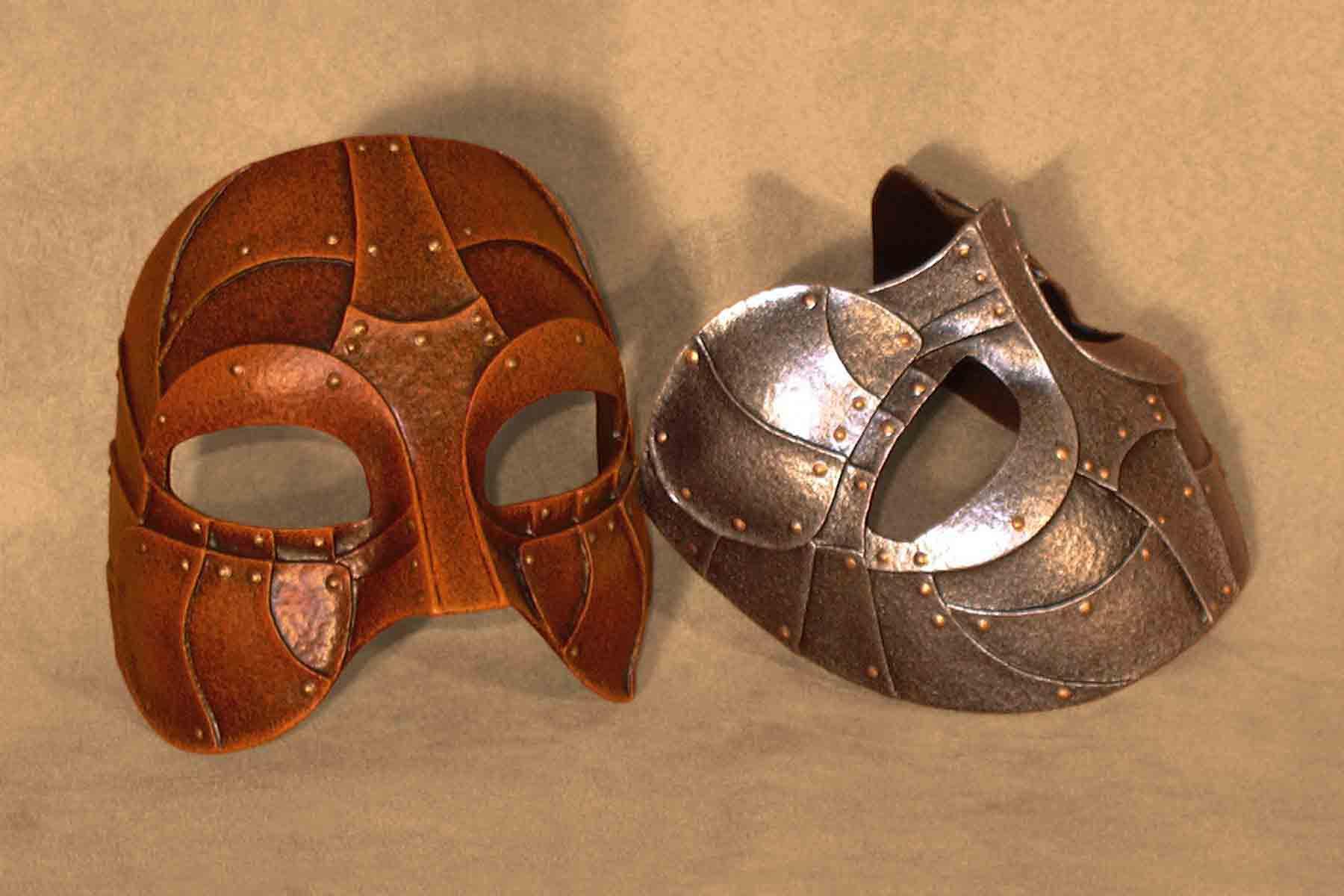 Masque Médiéval Gladiateur