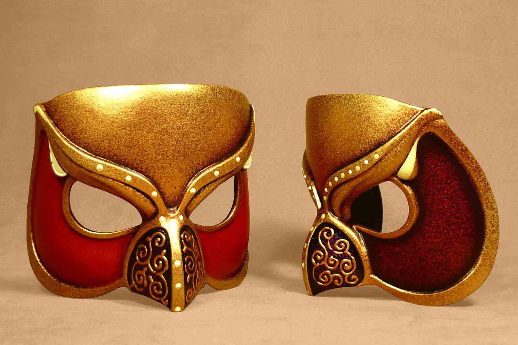 Masque Animal Hibou