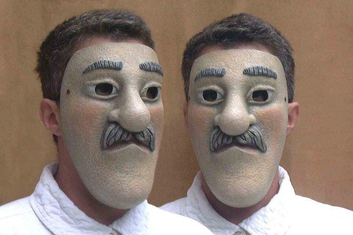 Masque Théâtre Monsieur