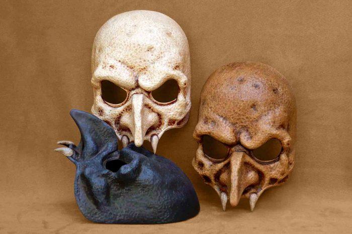 Masque Vampire Nosferatu