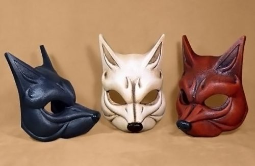 Masque Animal Renard
