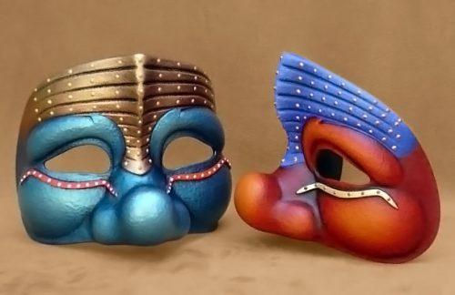 Masque Carnaval Circus