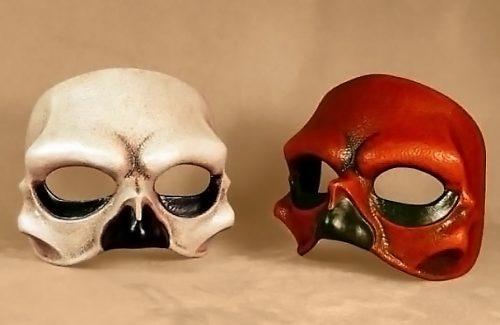 Masque Carnaval Demi Crane