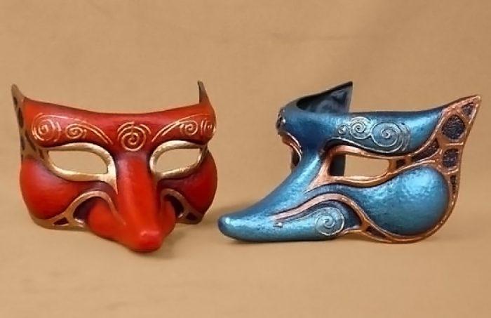Masque Carnaval Grand Farfadet