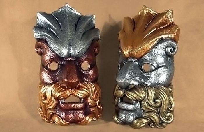 Masque Carnaval Neptune
