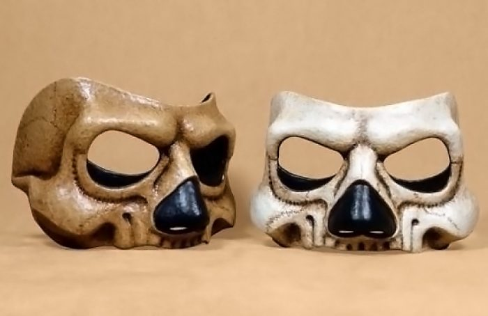 Masque Carnaval Petite Mort