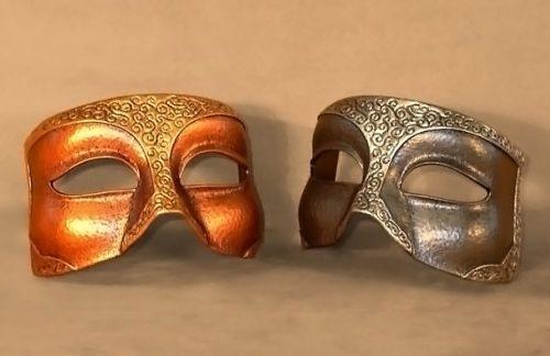 Masque Loup Vénitien Grand