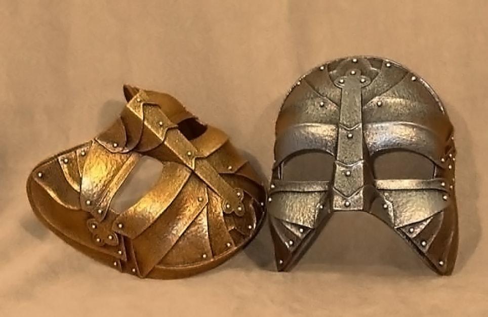 Masque Médiéval Chevalier