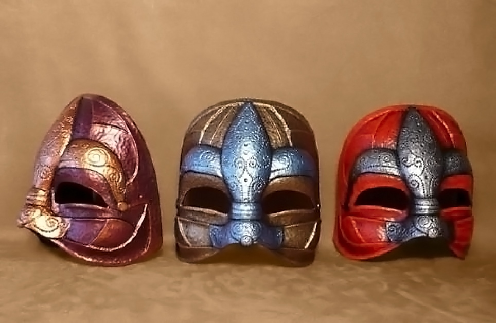 Masque Médiéval Fleurdelys