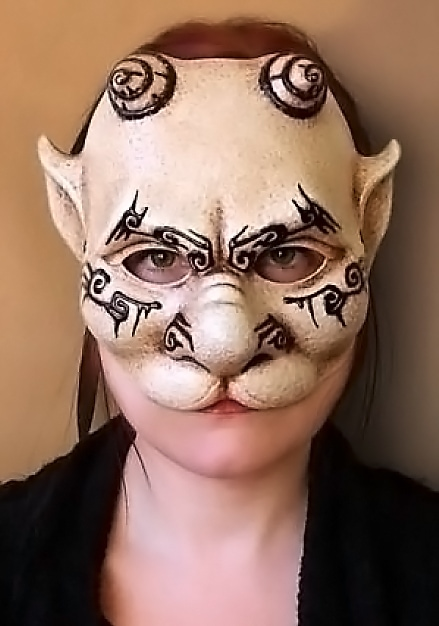 Masque Médiéval Gargouille