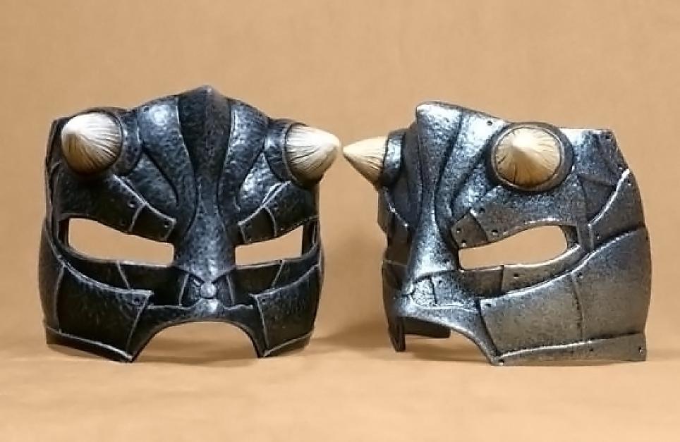 Masque Médiéval Guerrier